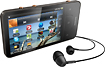 Philips - Android Connect 8GB MP3 Player - Black