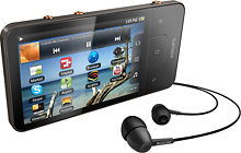 Philips Android Connect 16GB Touch Screen MP3 Player $109.99