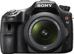 Sony - SLT-A65VK 243-Megapixel DSLR Camera with 18-55mm Zoom Lens