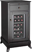 Vinotemp - 18-Bottle Wine Cellar - Brown