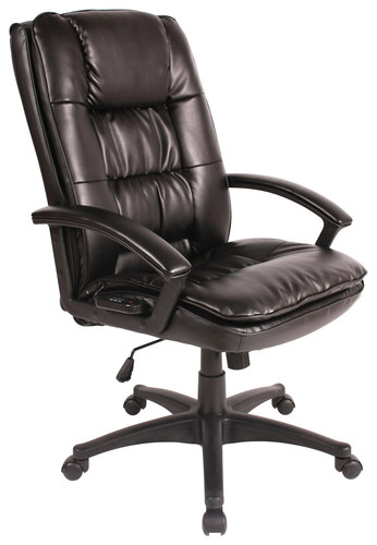 Comfort Products Inc. - Relaxzen Executive Massage Chair - Black