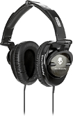 Skullcandy - Skullcrusher Headphones - Black Pinstripe