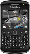 BlackBerry - Curve 9350 Mobile Phone - Black (Sprint) photo