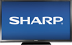 "Sharp - AQUOS - 80"" Class - LED - 1080p - 120Hz - Smart - HDTV - Black"