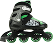 Bravo Sports - Kryptonics Destroyer Boy's Adjustable In-Line Skates (Sizes 1-4)