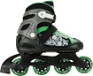 Bravo Sports - Kryptonics Destroyer Boy's Adjustable In-Line Skates (Sizes 5-8)