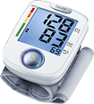 Beurer - Wrist Blood Pressure Monitor - White/Gray