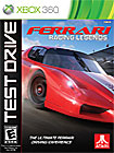 Test Drive: Ferrari Racing Legends - Xbox 360