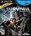 Cabela's Survival: Shadows of Katmai - PlayStation 3