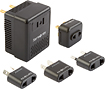 Samsonite - Converter/Adapter Plug Kit - Black