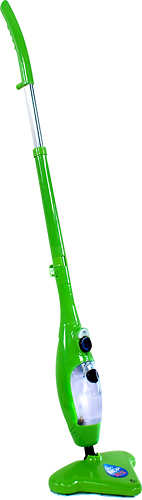 As Seen On TV - H2O Mop X5 5-In-1 Steam Mop - Green