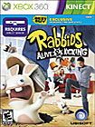 Raving Rabbids: Alive & Kicking (Xbox 360 Kinect) $4.99