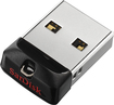 SanDisk - Cruzer Fit 16GB USB Flash Drive