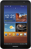 Samsung - Galaxy Tab 7.0 Plus with 16GB Memory - Metallic Gray