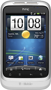 T-Mobile Prepaid - HTC Wildfire No-Contract Mobile Phone - White