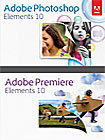 Adobe Photoshop Elements 10/Adobe Premiere Elements 10 - Mac/Windows