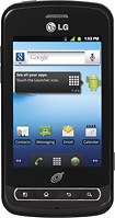 Cheap NET10 - LG Optimus Q No-Contract Mobile Phone - Black Shop For