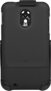 Platinum Series - Holster Case for Samsung Epic 4G Touch Mobile Phones - Black
