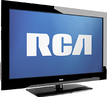RCA 50PA30RQ 50 inch 720p 600Hz Plasma HDTV with 10,000:1 Dynamic Contrast Ratio, 4 HDMI, Digital Tuner