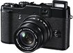 FUJIFILM X10 120-Megapixel Digital Camera - Black