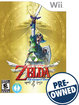 The Legend of Zelda: Skyward Sword - PRE-OWNED - Nintendo Wii