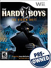 The Hardy Boys: The Hidden Theft - PRE-OWNED - Nintendo Wii