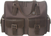 Jill-e - Jack Rolling Camera Satchel - Brown