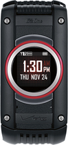Casio - Ravine 2 Mobile Phone - Black (Verizon Wireless)