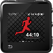 MOTOACTV - GPS Fitness Tracker and 8GB Smart Music Player - Black
