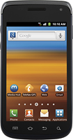 T-Mobile Prepaid - Samsung T679 Exhibit II No-Contract 4G Mobile Phone - Deep Marine