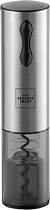The Sharper Image - Rechargeable Wine Opener - Stainless-Steel