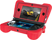 dreamGEAR - Comfort Grip Portable Case for Nintendo 3DS - Red - Red