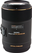 Sigma - 105mm f/28 EX DG OS Macro Lens for Select Sony Full-Frame DSLR Cameras