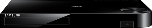 Samsung - BD-H6500/ZA - Streaming 4K Upscaling 3D Wi-Fi Built-In Blu-ray Player - Black