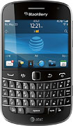 BlackBerry - Bold 9900 Mobile Phone - Black (AT&T)