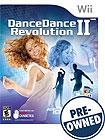 DanceDanceRevolution II - PRE-OWNED - Nintendo Wii