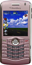 BlackBerry - Pearl 8110 Mobile Phone (Unlocked) - Pink