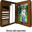 Hip Street - Executive Leather Case for BlackBerry PlayBook Tablets - Tan