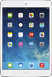 Apple - iPad mini Wi-Fi - 64GB - White &amp; Silver