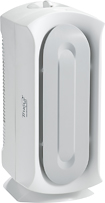 Hamilton Beach - TrueAir 99% HEPA Compact Pet Air Purifier - White