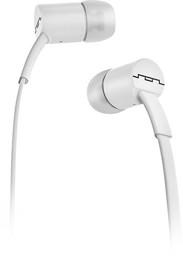 SOL Republic - JAX Earbud Headphones - White