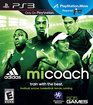 Adidas miCoach - PlayStation 3