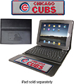 Team ProMark - Chicago Cubs Executive Keyboard Case for Apple iPad - Black