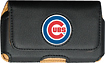 Siskiyou - Chicago Cubs Horizontal Case for Most Mobile Phones - Black