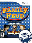 Family Feud: 2012 Edition - PRE-OWNED - Nintendo Wii