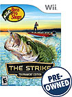 Bass Pro Shops: The Strike Tournament Edition - PRE-OWNED - Nintendo Wii
