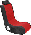 BoomChair - Gamer A44 Gaming Chair - Black/Red