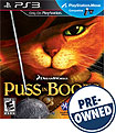 Puss in Boots - PRE-OWNED - PlayStation 3