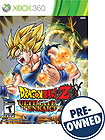 Dragon Ball Z: Ultimate Tenkaichi - PRE-OWNED - Xbox 360