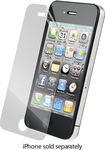 ZAGG - InvisibleSHIELD HD for Apple iPhone 4 and 4S